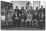1974-75 Law School Faculty Pictured at the South Tacoma Way Campus