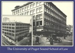 The University of Puget Sound Law (Postcard, Front)