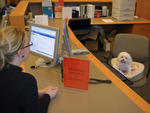 Reference Librarian in Training by Seattle University Law Library