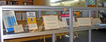 Study Aids Exhibit by Seattle University Law Library