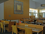 Reading room by Seattle University Law Library
