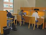 Studying by Seattle University Law Library