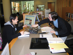At the Reference Desk by Seattle University Law Library