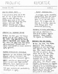 Prolific Reporter November 26, 1976