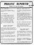 Prolific Reporter October 1, 1984