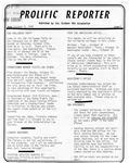Prolific Reporter October 8, 1984