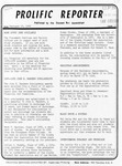 Prolific Reporter February 18, 1985