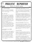 Prolific Reporter March 11, 1985