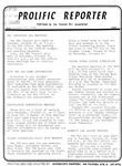 Prolific Reporter October 21, 1985