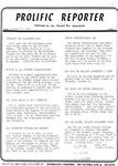 Prolific Reporter October 28, 1985