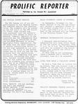 Prolific Reporter November 11, 1985
