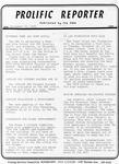 Prolific Reporter November 18, 1985