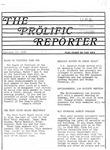 Prolific Reporter February 10, 1986