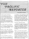 Prolific Reporter February 18, 1986