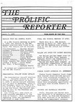 Prolific Reporter April 7, 1986