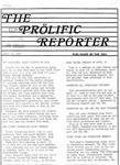 Prolific Reporter April 14, 1986