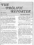 Prolific Reporter April 21, 1986