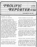 Prolific Reporter September 29, 1986