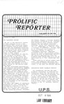 Prolific Reporter October 6, 1986
