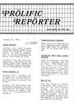Prolific Reporter January 26, 1987