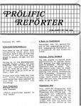 Prolific Reporter February 23, 1987