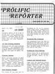 Prolific Reporter April 13, 1987