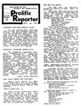 Prolific Reporter September 28, 1987
