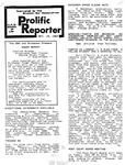 Prolific Reporter October 19, 1987