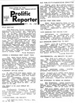 Prolific Reporter October 26, 1987