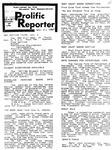 Prolific Reporter November 2, 1987