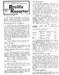 Prolific Reporter January 18, 1988