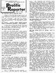 Prolific Reporter February 8, 1988