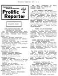 Prolific Reporter October 3, 1988