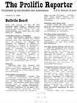 Prolific Reporter January 8, 1989