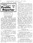 Prolific Reporter February 27, 1989