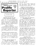Prolific Reporter March 20, 1989