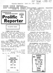 Prolific Reporter April 24, 1989 by Seattle University School of Law Student Bar Association