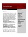 Dean's Spotlight July 5, 2011