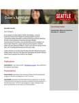 Dean's Spotlight December 18, 2017 by Seattle University School of Law Dean
