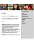 Dean's Spotlight May 14, 2018 by Seattle University School of Law Dean