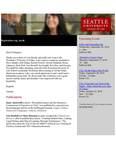 Dean's Spotlight September 24, 2018 by Seattle University School of Law Dean