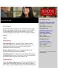 Dean's Spotlight November 6, 2018 by Seattle University School of Law Dean