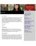 Dean's Spotlight April 8, 2019 by Seattle University School of Law Dean
