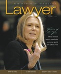 Lawyer - Spring 2006 by Seattle University School of Law