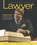 The Lawyer - Winter 2006 by Seattle University School of Law