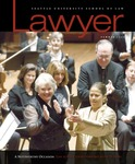 The Lawyer - Summer 2008