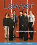 Lawyer - Summer 2010 by Seattle University School of Law