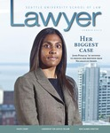 Lawyer: Summer 2012 by Seattle University School of Law
