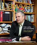 Lawyer: Winter 2012-2013 by Seattle University School of Law