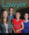 The Lawyer: Fall 2014 by Seattle University School of Law